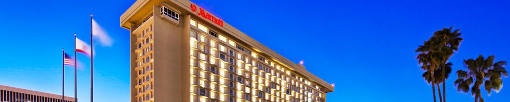40' McCain Wall Systems Installed at the Los Angeles International Airport Marriott